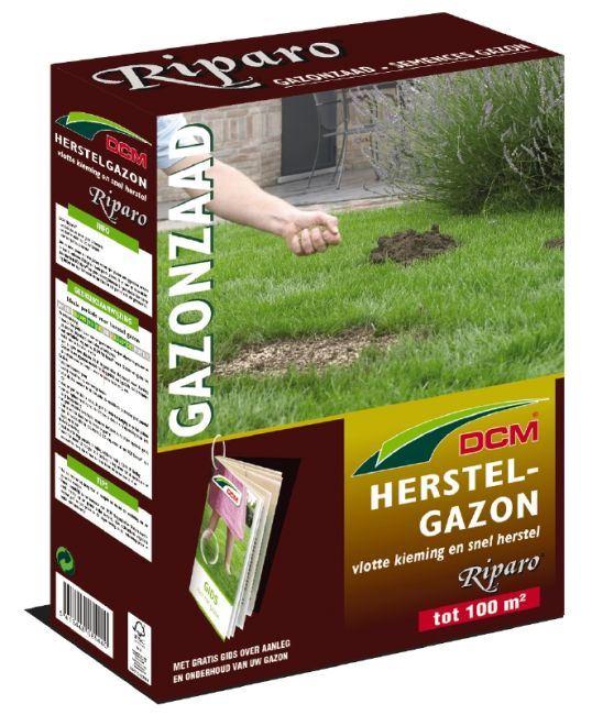 Semences riparo dcm 1 5 kg gazon de jeu et de sport jardinerie en ligne - Anti mousse gazon chaux ...
