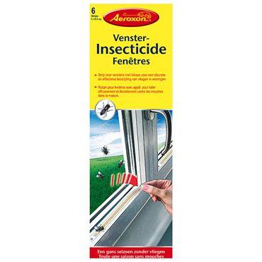 Insecticide Fenetre Ruban  - 6 Pces