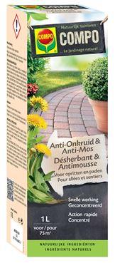 Compo Bio Désherbant & Anti-Mousse Concentre