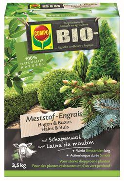 Compo Bio Engrais Haies & Buis
