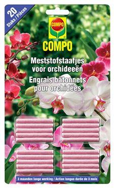 Compo Bâtonnets D'Engrais Orchidées
