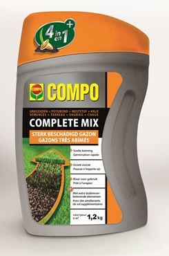 Compo Complete Mix 4 En 1 (Gazons Très Abîmés)
