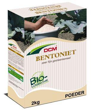 Amendement pour Sols Sablonneux Bentonite DCM 2 kg - BIO