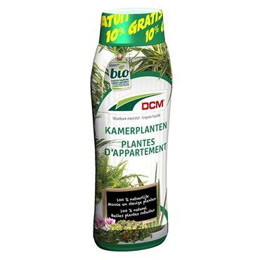 Engrais Liquide Plantes d'Appartement - BIO DCM 0,8 + 0,08 L - BIO