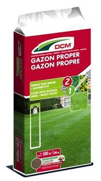 Engrais DCM Gazon Propre 20 kg