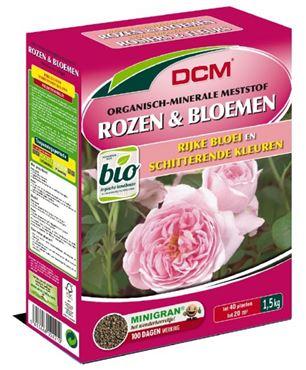 Engrais Rosiers & Fleurs DCM 1,5 kg - BIO