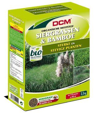 Engrais Graminées Ornementales & Bambou DCM 3,5 kg - BIO
