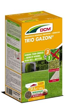 Engrais DCM Trio Gazon® 1,5 kg