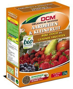 Engrais Fraises & Petits Fruits DCM 1,5 kg - BIO