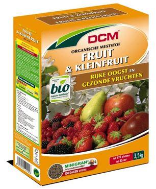 Engrais Fraises & Petits Fruits DCM 3,5 kg - BIO