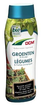 Engrais Liquide Légumes & Herbes Aromatiques DCM 0,8 L - BIO