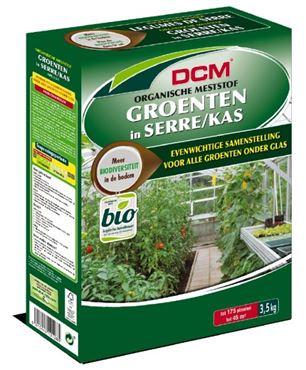 Engrais Légumes de Serre DCM 3,5 kg - BIO