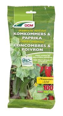 Engrais Concombres & Poivrons DCM 0,2 kg - BIO