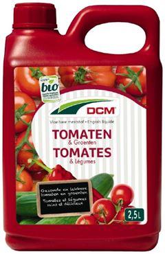 Engrais Liquide Tomates & Légumes DCM 2,5 L - BIO