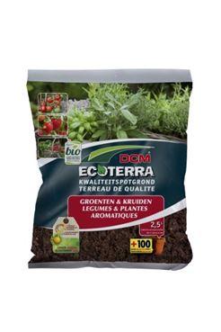 DCM Ecoterra® Légumes et Plantes Aromatiques 2,5 L - BIO
